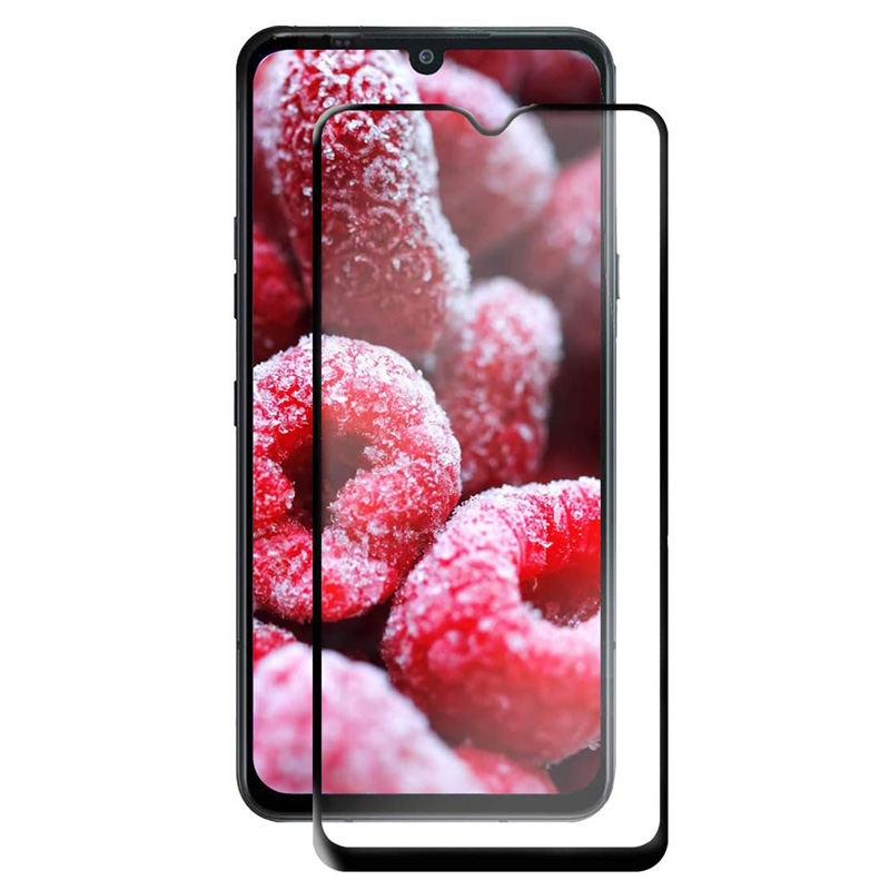 9D Tempered Glass Case For LG V50S Thinq Full Cover Black Protector Glass Screen Glass For LG G8X Thinq Glue Protective Film