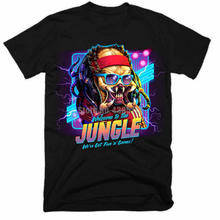 Bienvenue dans le film de la Jungle t-shirts homme crâne Harajuku t-shirts Hardcore T-Shirt horreur T-Shirt vêtements urss Btqtkk(China)