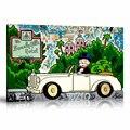 Alec Monopolys Rolls Beverly HD настенная живопись  холст с печатью постера  декоративная живопись для офиса  гостиной  домашний декор