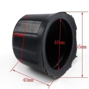 4pcs 40mm Rubber Dust Cap Axle Protection cover for rim wheel 110cc 125cc 250cc 300cc ATV Quad Bike Go Kart
