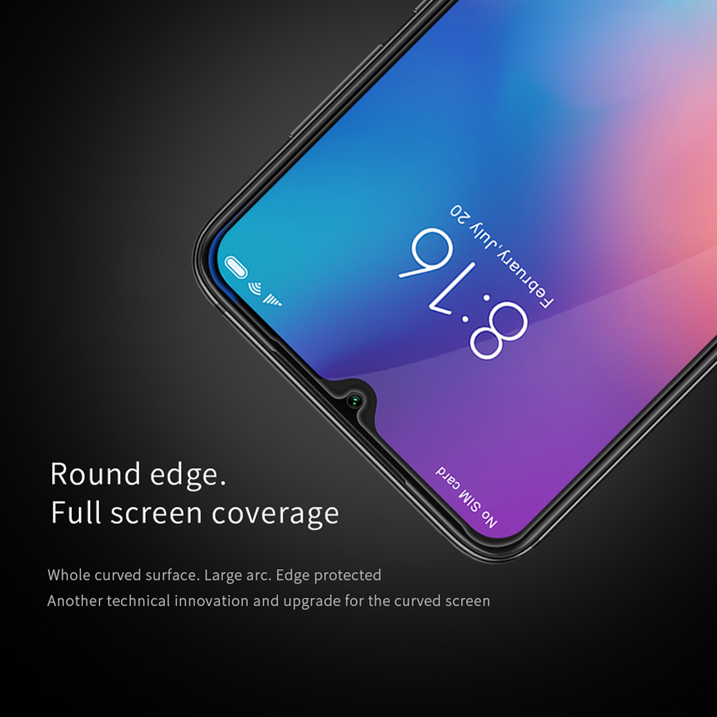 Image 4 - for Xiaomi Mi 9 Tempered Glass for xiaomi mi 9 SE Screen Protector NILLKIN Amazing H+PRO CP XD Glass film mi 9 Pro 5G Explore-in Phone Screen Protectors from Cellphones & Telecommunications on