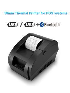 Bill Printer Driver Support Drawer Cash Dot-Matrix Thermal-Receipt 5890K POS 58mm ZJ