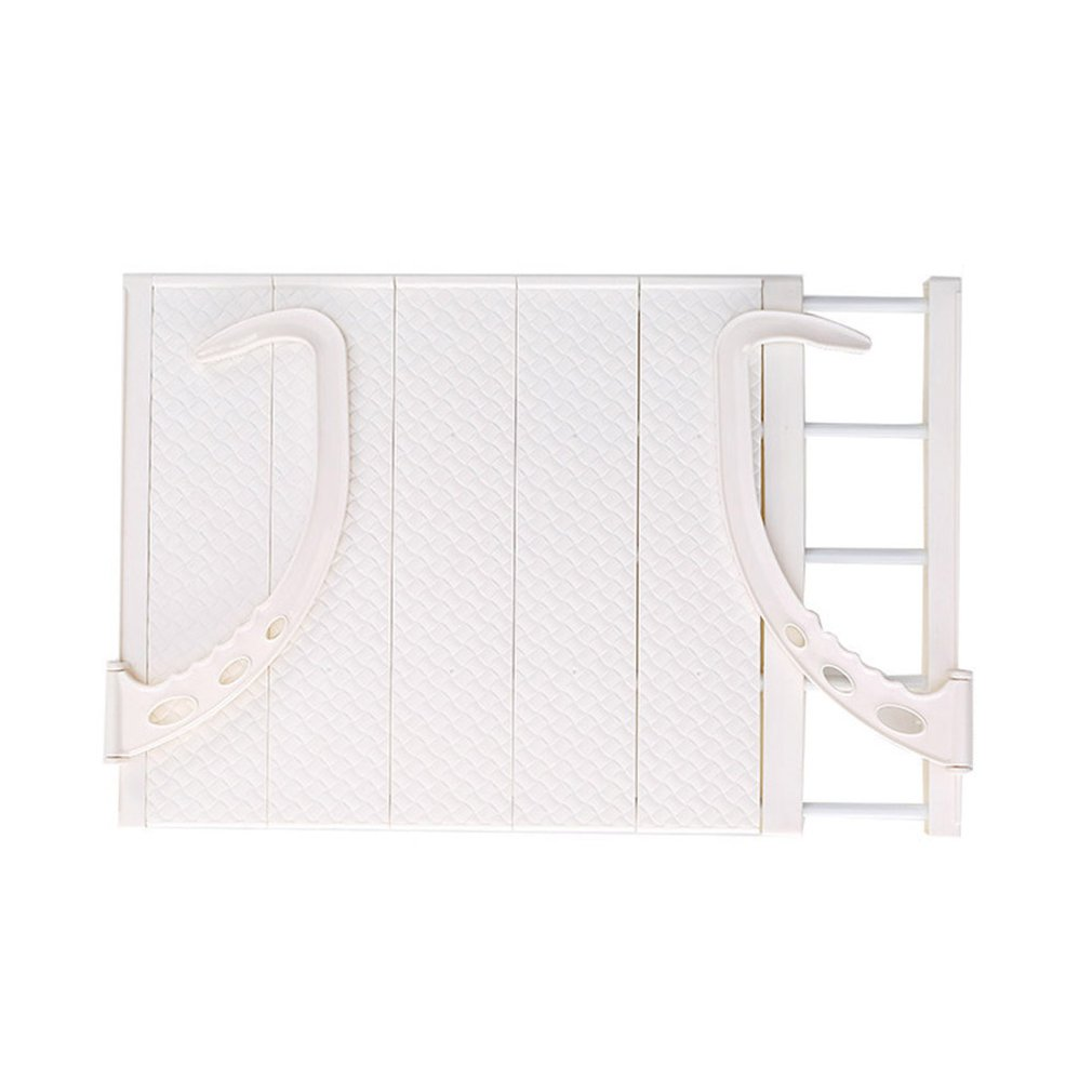 Multi-function Hanging Window Sill Drying Rack Easy Folding Drying Rack Balcony Retractable Drying Shoe Rack