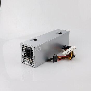 Fuente de alimentación de escritorio de 240W para Dell Optiplex 390 790 990 960 7010 Sistema de Factor de forma pequeño SFF H240AS-00 H240ES-00