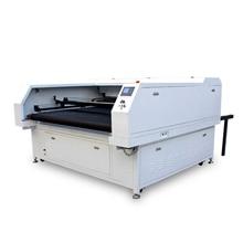 LT-1390 Automatic Feeder Plush Toy Laser Cutting Machine Fabric Cloth Engraving