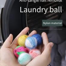 Sticking Removing Protecting-Ball Washing-Machine Laundry-Ball Decontamination Nylon