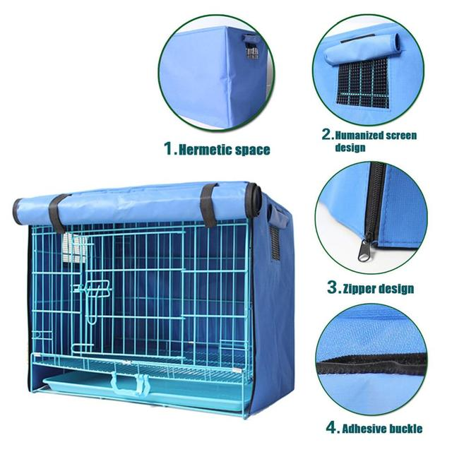 Dog Kennel With Cover  6