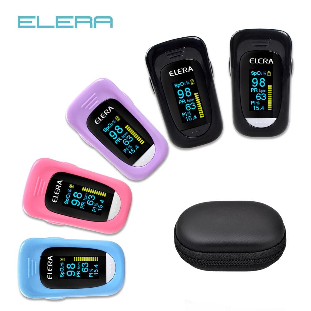 Elera mais novo dedo oxímetro de pulso registro de dados oximétrico spo2 pr pi odi4 oximétrico de dedo 8 horas sono monito pulsioximetro