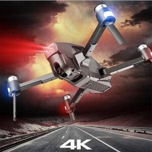 Image 2 - 4K Chuyên Nghiệp GPS Không Chổi Than WIFI FPV RC Drone Quadcopter 5G 2KM 11.1V 4000MAh Pin GPS tự động Theo Tôi Quadcopter VS B4W X12