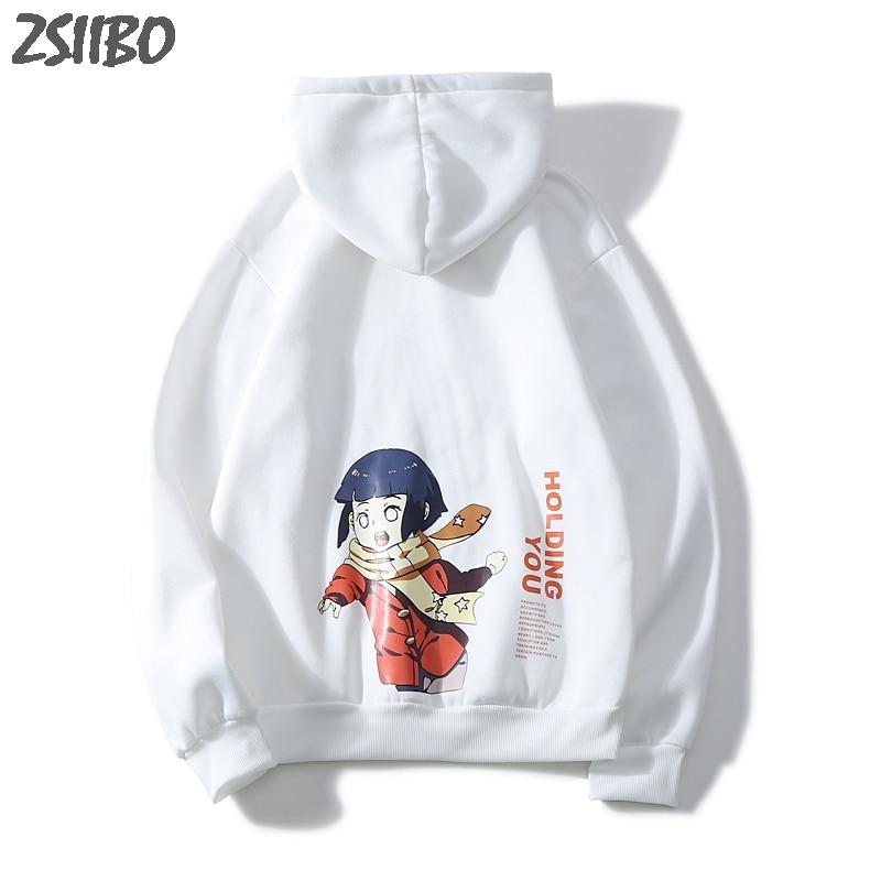 Naruto Anime Japanese Manga Anime Hoodie Sweatshirt Jumper Men Women Unisex 367