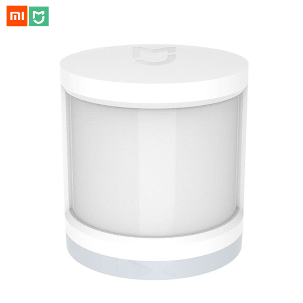 Xiaomi Mijia Aqara Human Body Sensor Light Intensity Motion Sensors ZigBee Wifi Wireless For Xiaomi Smart Home Mijia Mi Home APP