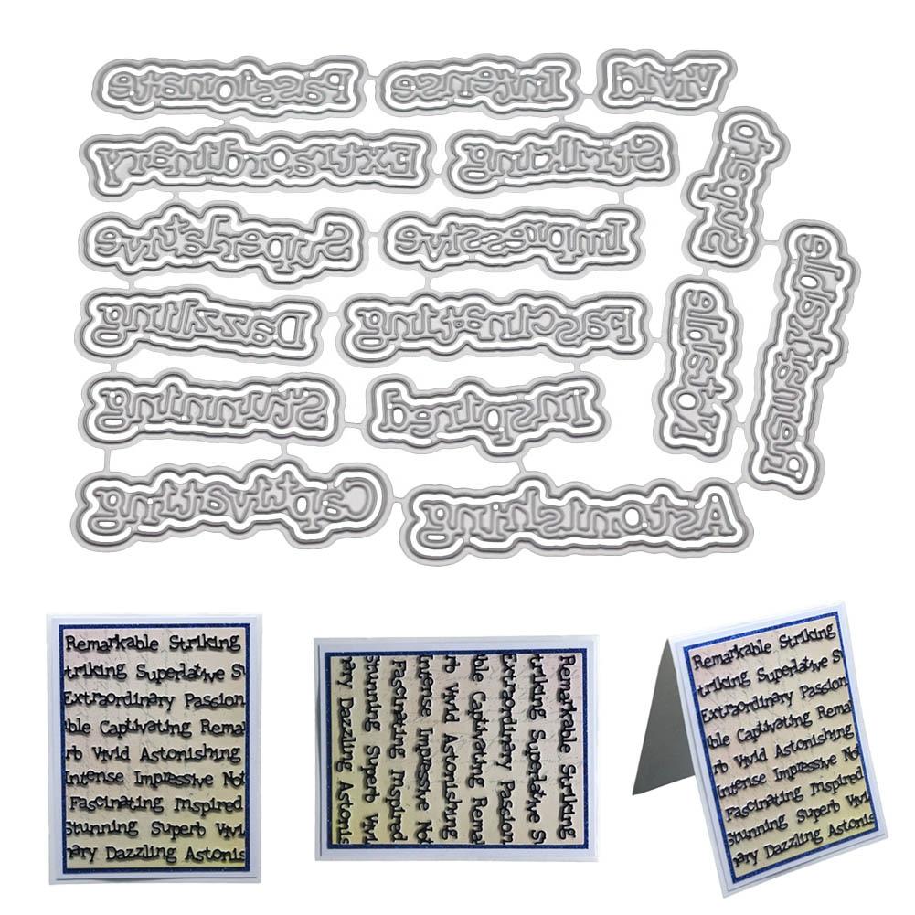 Bridge Metal Cutting Dies Stencils For Scrapbooking Emboss DIY Album Paper Carft