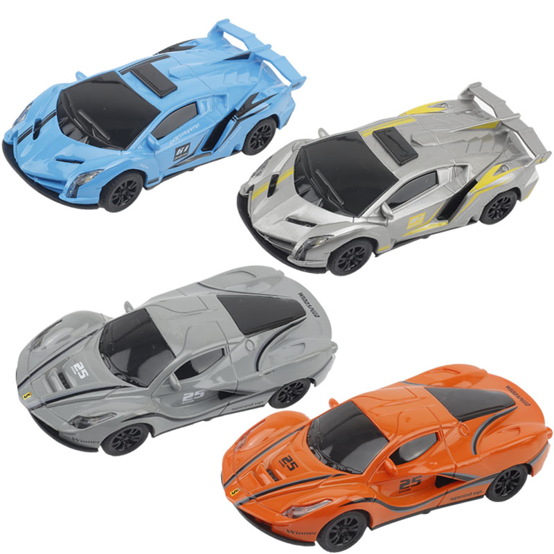 Slot Race 1/43 Car  for scalextric Electric  Track Racing  children Boys Gift Slot Race  Remote Control Cas