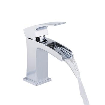 GAPPO water mixer tap Basin sink Faucet bathroom basin faucet mixer single hole brass faucet waterfall toilet bathroom taps 7