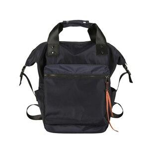 Image 1 - Nylon Backpack Women Casual Backpacks Ladies Large Capacity Rucksack School Bag Teenager Girls Travel Students Shoulder Bags