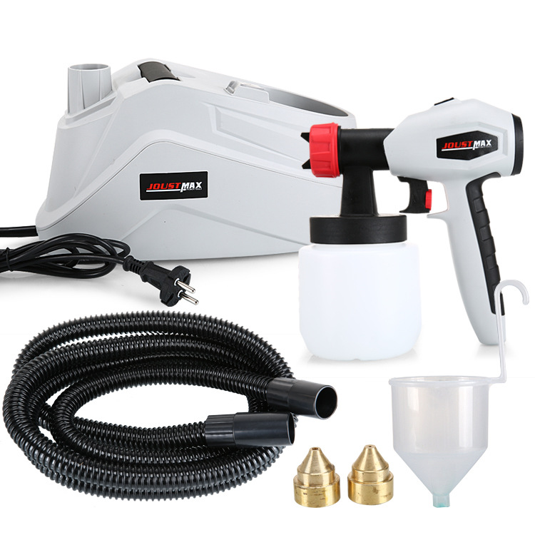 800ml/min 220V 1280W  High-power Spraying Machine Electric Supercharged Airless Spray Gun Auto Paint Sprayer
