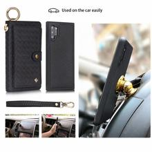 case for 8 Multi-function wallet phone case for iphone6 6s 6/6s plus 7 8 7/8 plus x xs xr xs max High-grade woven pattern wallet цена и фото