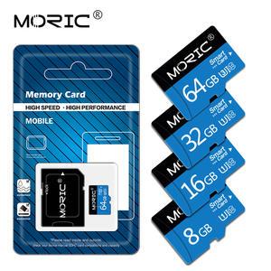 Microsd 32GB Memory-Card Free-Adapter Tarjeta Mini High-Speed Class10 16GB 8GB 4GB 64GB