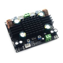 TPA3116 High Power Car Audio Amplifier Board Mono 150W TPA3116D2 Amplifier Built Double Booster System Amplifier mono audio amplifier board 50w 8 ohm power amplifier reference ncc220 circuit consistent with naim nap140