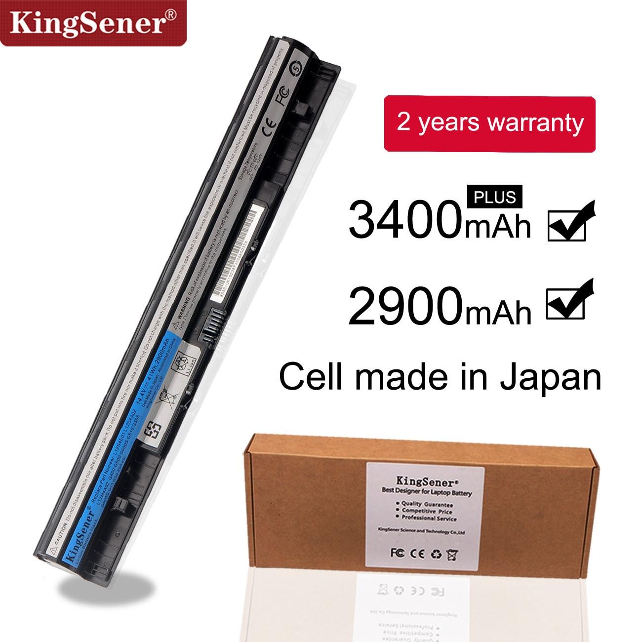 KingSener L12S4E01 L12M4E01 Battery For Lenovo G400S G410S G500 G500S G510S G405S G505S S510P Z710 L12L4A02 L12L4E01 L12S4A02