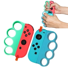Strength Hand Grip Finger Hands Fitness Exercise Equipment Fit for Ns Switch Aerobic Boxing Fitness Boxer Grip