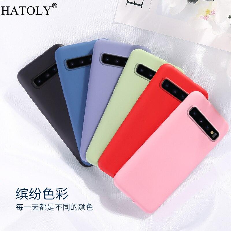 For Samsung Galaxy S10e Case Cover for Samsung Galaxy S10e Phone Case Rubber Shell Liquid Silicone Case For Samsung Galaxy S10e