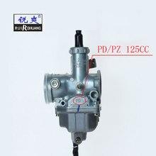 Keihin CG125 125cc 26mm CGL125 XR125 CD125 Motorcycle Carburetor PZ26 PD26 CG 125 Carb