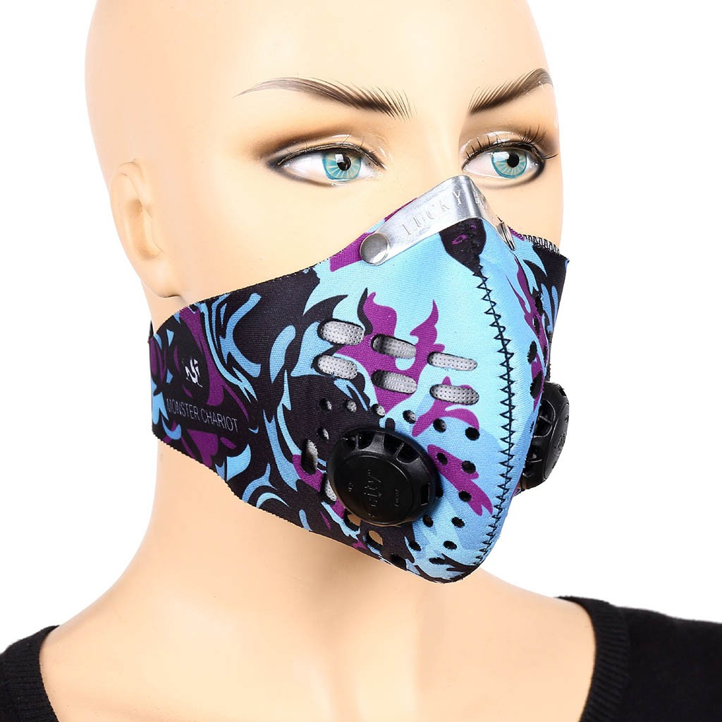PM2.5 Breathable Mouth Mask Unisex Men Women Boy Girl Face Anti-Pollution Anti-flu Mask Protection Mask