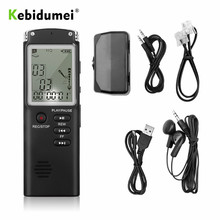 Dictaphone Voice-Recorder Mp3-Player Digital Professional Rechargeable 32GB 16GB 8GB
