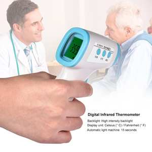 Infrared Forehead Body-Thermometer Digital Non-Contact-Temperature-Measurement-Device