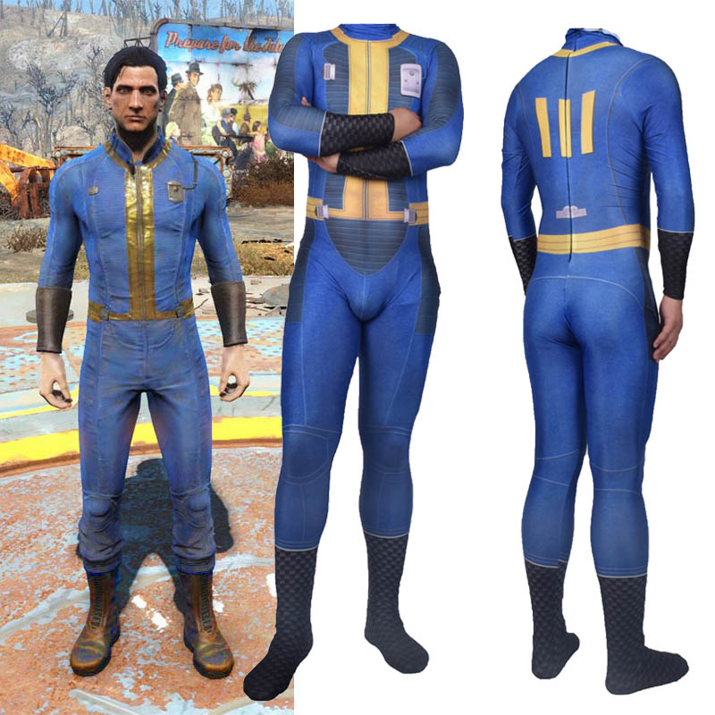 Fallout 4 Sexy Vault Suit