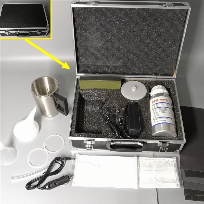 For Headlight Repair Car Headlight Polishing 800ML Headlight Recovery Heater Headlight Restoration Kit Headlight Washer Kit