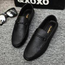Shoes Driving Spring Breathable Men's Summer New-Fashion And Soft-Sole