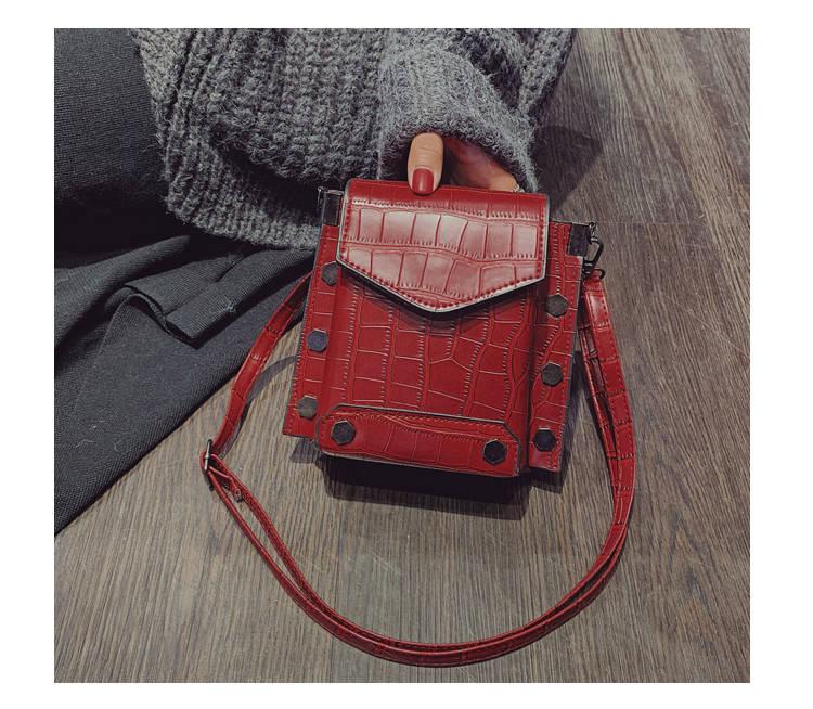 high quality bags bag women shoulder crossbody pu leather women`s handbags (21)