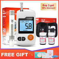 Cofoe GA-3 Blood Glucose Meter & Test Strips & Lancets Needles Diabetes Glucometer Blood Sugar Monitor for Diabetic