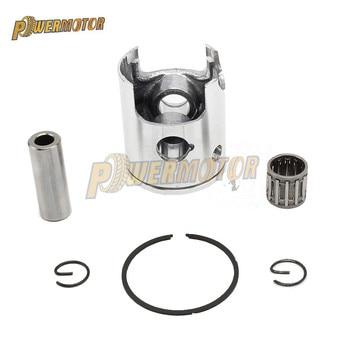 Kit de rodamientos de anillo de pistón para motocicleta, 39,5 MM, 12MM, para KTM50, 50, 50CC, KTM, 50SX, 50 JUNIOR, 2006-2012, Mini Moto Dirt bike Cross