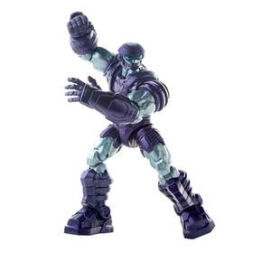"Image 2 - ML Legends Captain Series Kree Sentry 8 ""BAF Bulid postać luźna figurka"