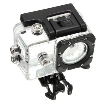 цена на Waterproof Case Underwater Housing Shell for SJCAM SJ4000 SJ 4000 Sport Cam For SJCAM Action Camera Accessories