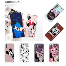Nbdruicai Cartoon Toy Story Mickey Minnie Coque Telefoon Case Voor Samsung Note 3 4 5 7 8 9 10 Pro a7 2018 A10 A40 A50 A70 J7 2018(China)