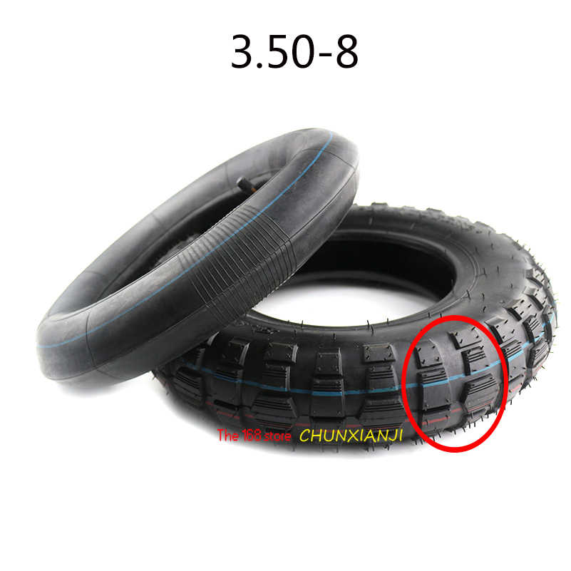 Super 3.50-8tyre  Inner Tube for Honda Z50 Z50 Z50R Z50J Mini Trail Monkey Bike Kawasaki KV75 MT1 Monkey Bike 3.50X8 Tyre