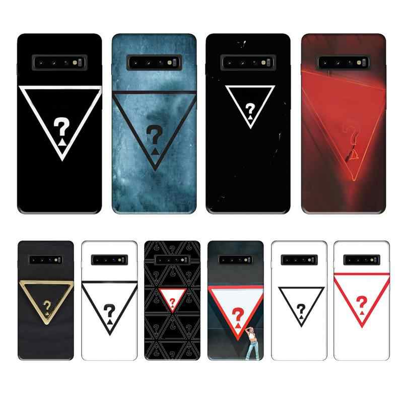 Love GUESS Riddle luxury brand case coque fundas for samsung ...