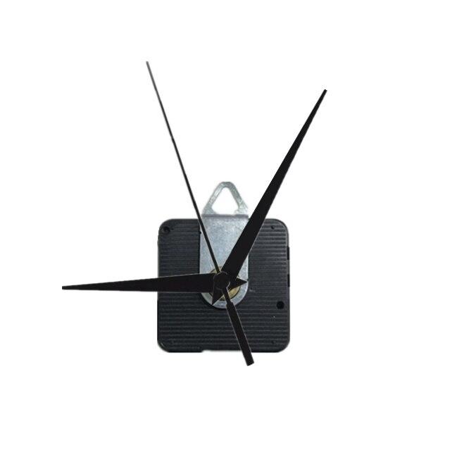 100sets Silent SUN12888 Clock Movement With Hand 8mm 12mm 14mm 17mm 20mm 24mm Wall Clock Mechanism Parts Kit DIY Clock Parts