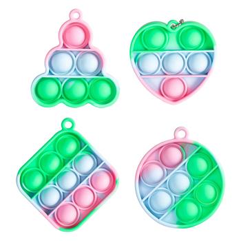Popsit zabawka spinner dla dzieci dzieci dorosły Mini Pop It 2021 nowy Push Pop Pop Bubble zmysłowa zabawka spinner s rozciągliwe struny Drop tanie i dobre opinie CN (pochodzenie) popit fidget toys simple dimple fidget toys pack pop it fidget antiestres