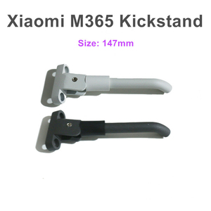 XIAOMI M365 electric scooter Kickstand with black white foot support e scooter kick stand(China)