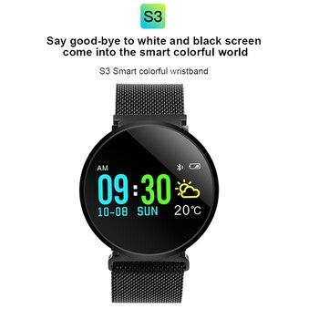 Men's Watch Digital Watches LED Display Water Resistant Electronic Bluetooth Smart Sport Watch Men Analog Digital Wristwatches