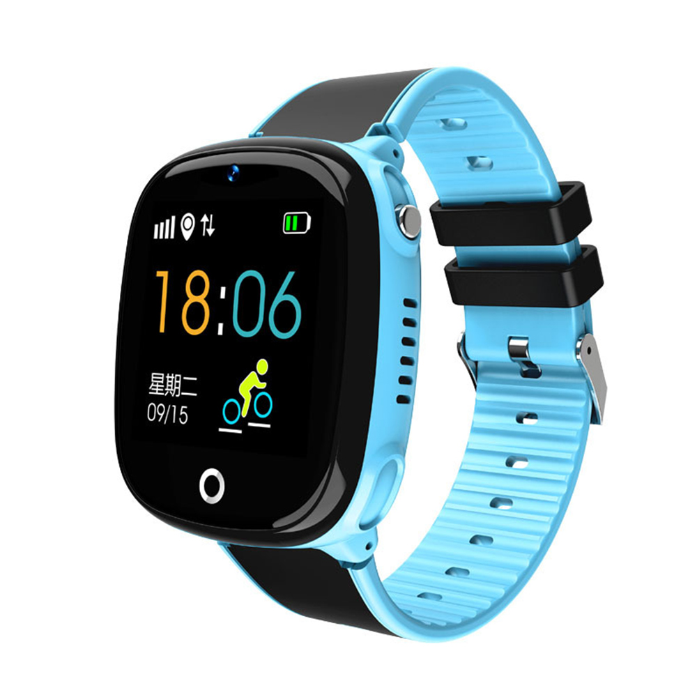 Smart watch Children Family Bluetooth Pedometer Smart Watch Waterproof Wearable Device GPS SOS Call Kids Safe For Android