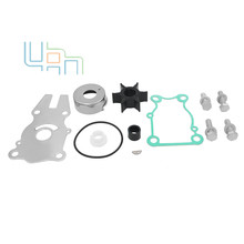 Water Pump Impeller Repair Kit for yamaha F40/F50/F60hp Outboard 63D-W0078-01-00 цены онлайн