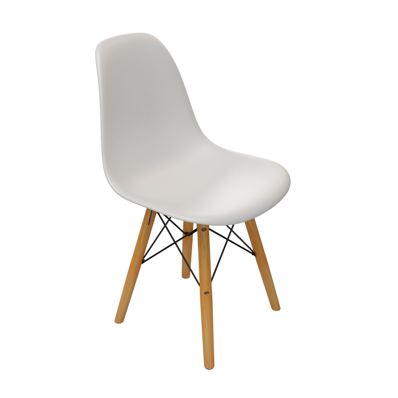 Solid Wood Dining Chair Backrest Leisure Chair Plastic Chair Office Chair Meeting To Discuss Chair Chair