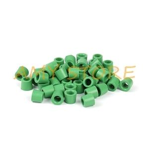 "50pcs Sealing O Ring Rubber Gasket Seals Fluoridation R134A R22 R404 R600A HVAC A/C 1/4"" Charging Hose Manifold Auto Repair Tool(China)"