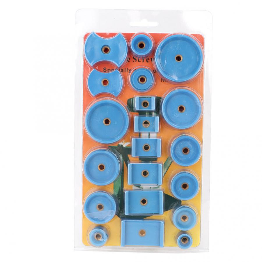 Watch Accessory 20pcs Watch Back Case Press Dies Mold Presser Accessory Watch Repair Tool watch case